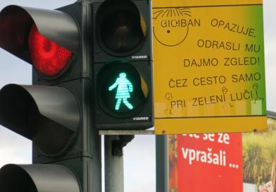 Novosti na področju prometne signalizacije od leta 2019