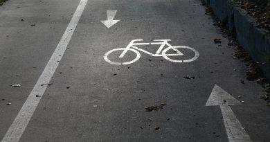 cycle path, gauge, bicycle path