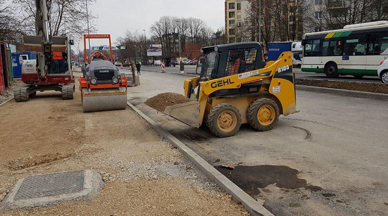Javne objave za dela na občinskih cestah