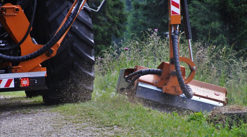 weeds, lawn mower, dig