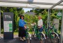 Kolesarska infrastruktura in sistem izposoje koles v Občini Krško