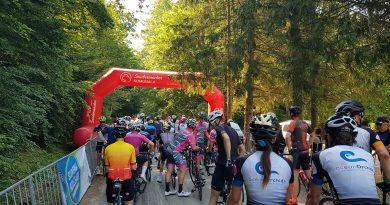 Maratonske priprave na kolesarski kongres