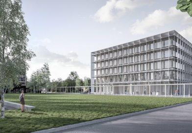 Novo poslovno stavbo bo za Dars gradil novomeški CGP