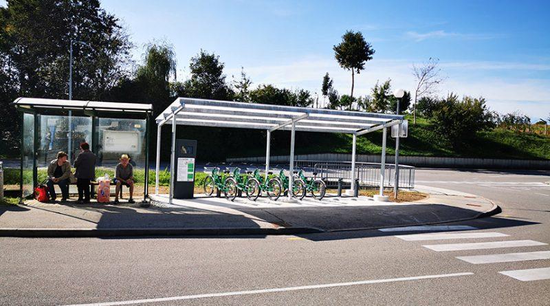 Občinski sistemi izposoje koles